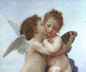 Bouguereau_first_kiss_detail